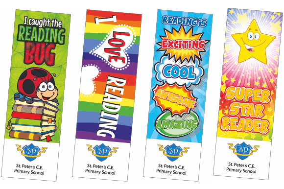 Personalised Bookmarks - Tables Log Booklets - Educational printing for primary schools
