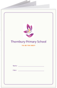 Custom School Reading Record Booklet Example R11
