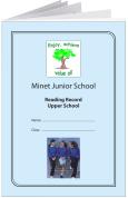 Custom School Reading Record Booklet Example R5