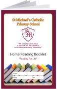 Custom School Reading Record Booklet Example R8