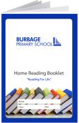 Custom School Reading Record Booklet Example R7