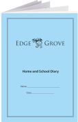 Customised Home School Diary H12