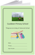 Customised Home School Diary H16