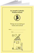 Customised Home School Diary H3