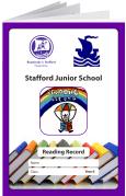 Custom School Reading Record Booklet Example R4