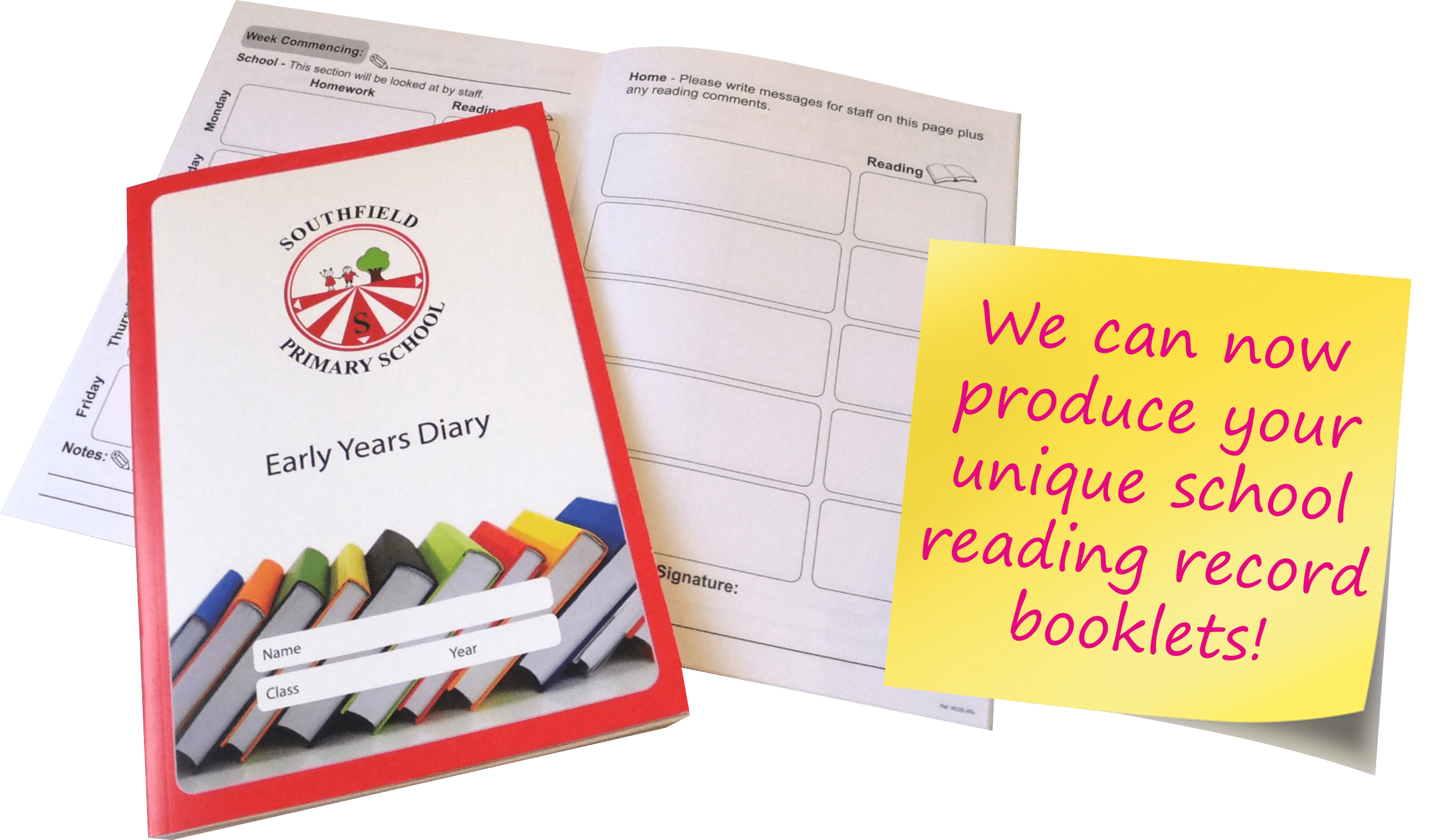 Reading Record Books - Quick Start Guide