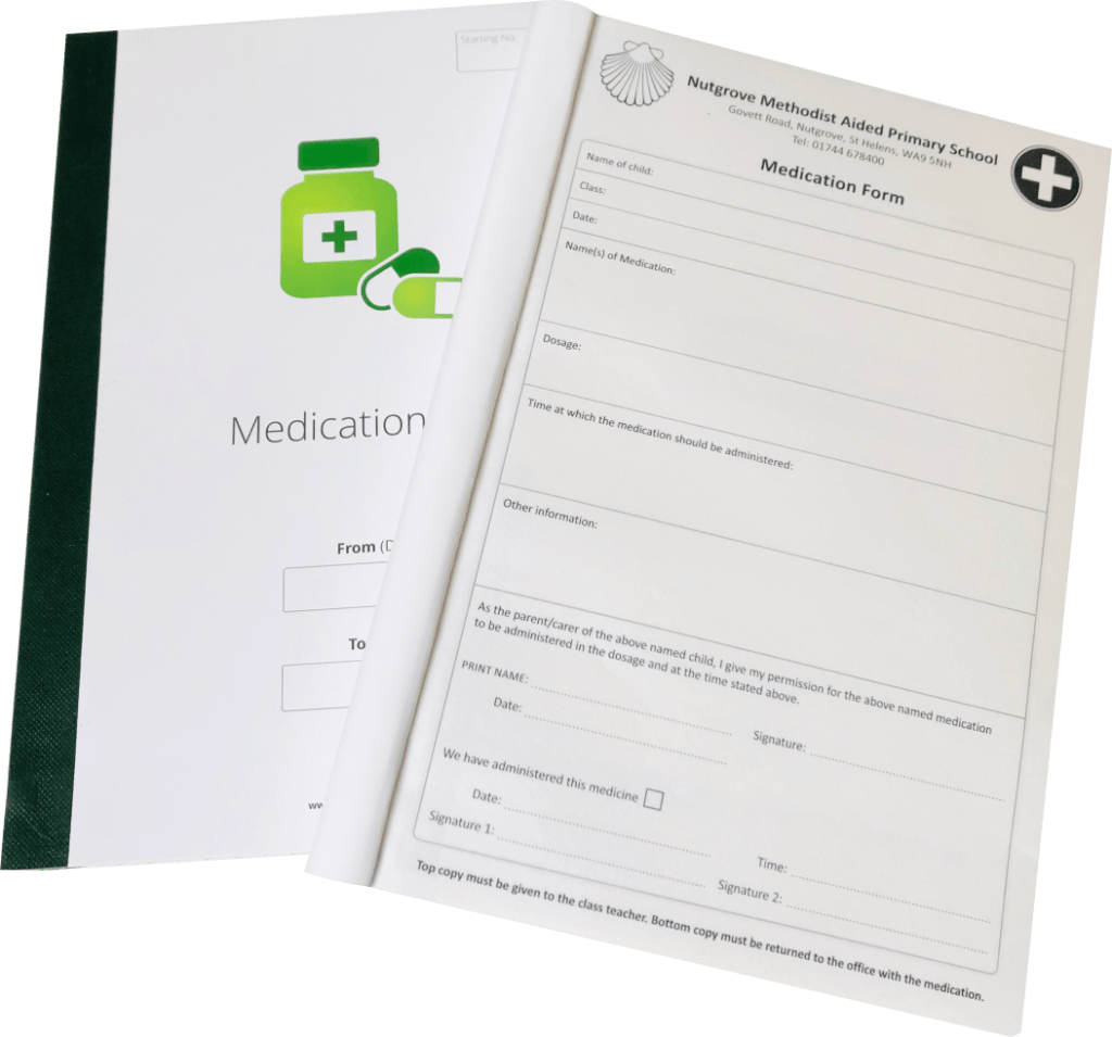 Medication Form