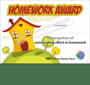 School Certificate - CTC08