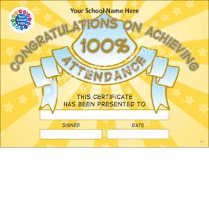 School Certificate - CTC15