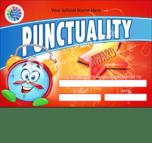 School Certificate - CTC16
