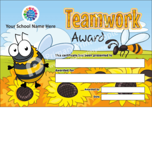 School Certificate - CTC37 - Personalised School Reward Certificates