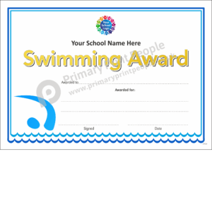 School Certificate - CTC51