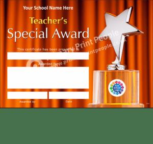 School Certificate - CTC54