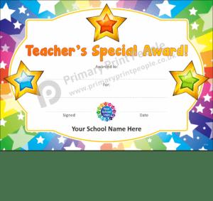 School Certificate - CTC55
