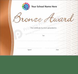 School Certificate - CTM01