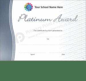 School Certificate - CTM04