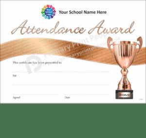 School Certificate - CTM21
