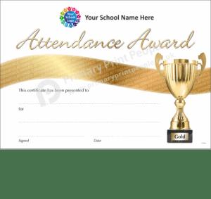 School Certificate - CTM23