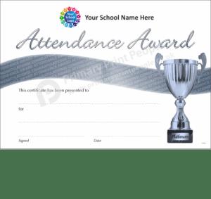 School Certificate - CTM24