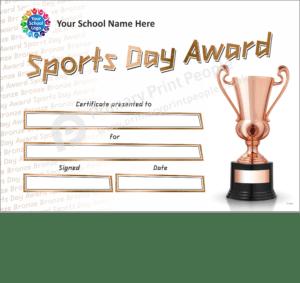 School Certificate - CTM41