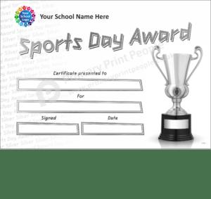 School Certificate - CTM42