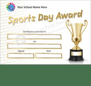 School Certificate - CTM43