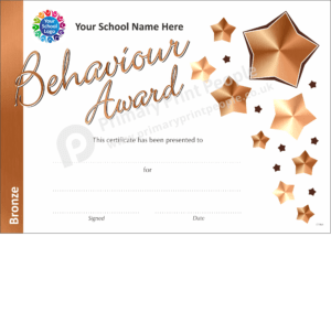 School Certificate - CTM51