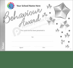 School Certificate - CTM52