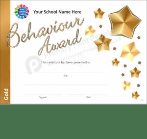 School Certificate - CTM53