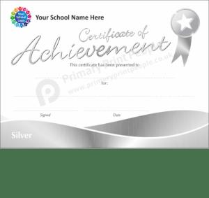 School Certificate - CTM73