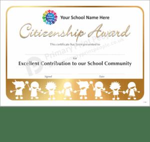 School Certificate - CTM91